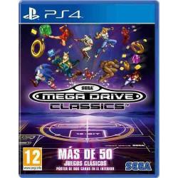 PS4 SEGA MEGA DRIVE CLASSIS...