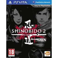 PSV SHINOBIDO 2: REVENGE OF...