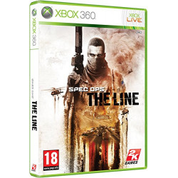 X3 SPEC OPS: THE LINE