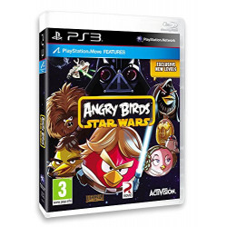 PS3 ANGRY BIRDS - STAR WARS...