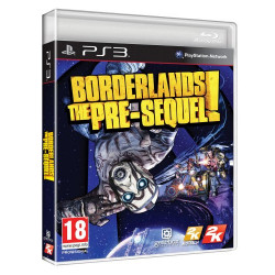 PS3 BORDERLANDS THE...