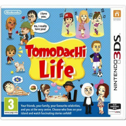 N3DS TOMODACHI LIFE