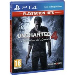 PS4 UNCHARTED 4 EL...