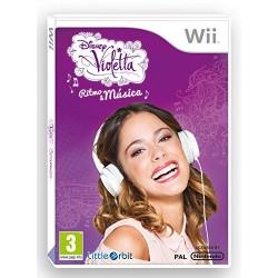 WII VIOLETTA, RITMO Y MUSICA