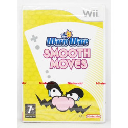 WII WARIOWARE SMOOTH MOVES...