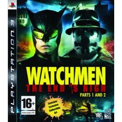 PS3 WATCHMEN, EL FIN ESTA...