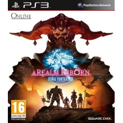 PS3 FINAL FANTASY XIV REALM...