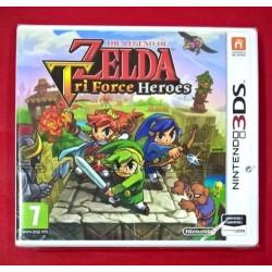 N3DS ZELDA TRI FORCE HEROES...