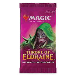 MAGIC EL TRONO DE ELDRAINE...