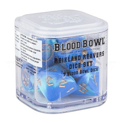 BLOOD BOWL DADOS REIKLAND...