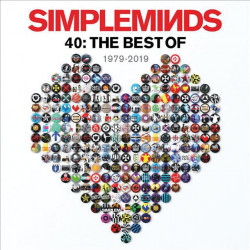 SIMPLE MINDS - 40:THE BEST...