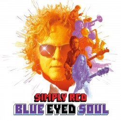 SIMPLY RED - BLUE EYED SOUL...