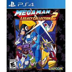 PS4 MEGA MAN LEGACY...