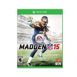 XONE MADDEN NFL 15