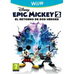 WIIU EPIC MICKEY 2: THE...