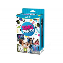 WIIU SING PARTY + MICRO