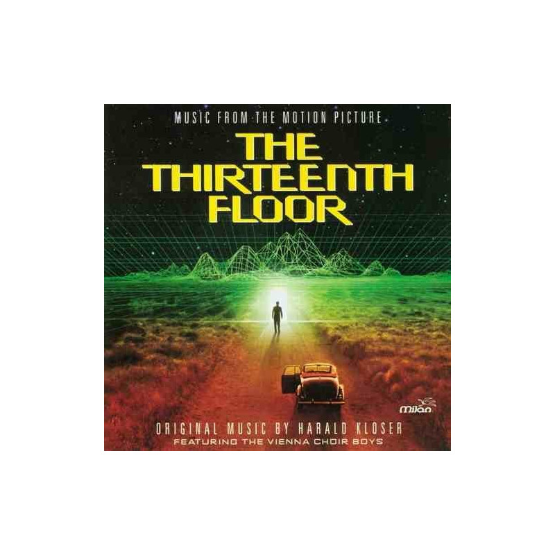 B.s.o. The Thirteenth Floor -nivel 13