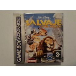 GBA SALVAJE (THE WILD) -...