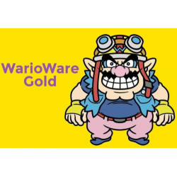 N3DS WARIO WARE GOLD