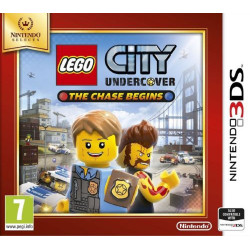N3DS LEGO CITY UNDERCOVER