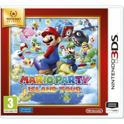 N3DS MARIO PARTY: ISLAND TOUR