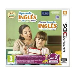 N3DS APRENDE INGLES CON...