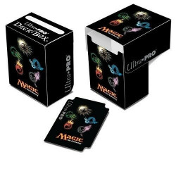 MAGIC DECK BOX MANA 4 -...