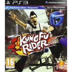 PS3 KUNG FU RIDERS MOVE -...