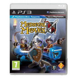 PS3 MEDIEVAL MOVES -...