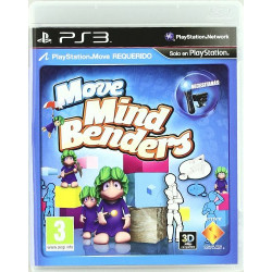 PS3 MOVE MIND BENDERS -...