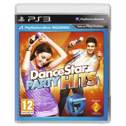 PS3 DANCESTAR PARTY HITS