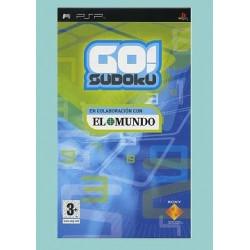 PSP GO! SUDOKU - GO! SUDOKU