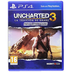 PS4 UNCHARTED 3: LA...
