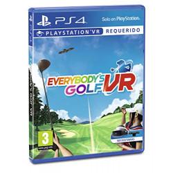 PSVR EVERYBODY'S GOLF VR -...