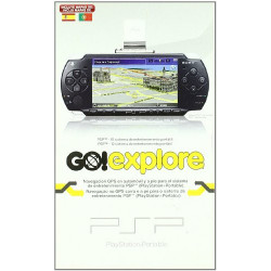 PSP GO EXPLORE! GPS + UMD -...