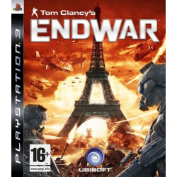 PS3 ENDWAR TOM CLANCY'S