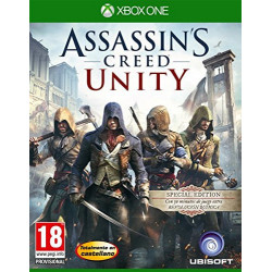 XONE ASSASSIN'S CREED UNITY...