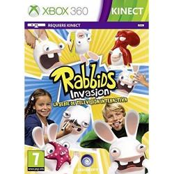 X3 RABBIDS INVASION -...