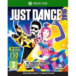 XONE JUST DANCE 2016