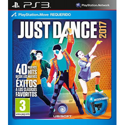 PS3 JUST DANCE 2017 - JUST...