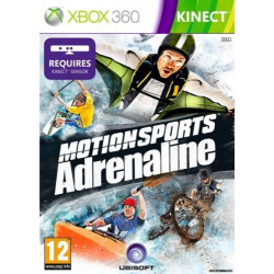 X3 KINECT MOTIONSPORTS...