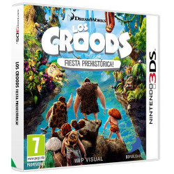 N3DS LOS CROODS