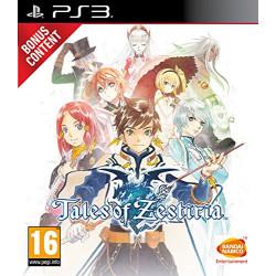PS3 TALES OF ZESTIRIA -...