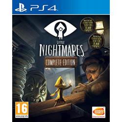 PS4 LITTLE NIGHTMARES...