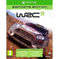 XONE WRC 5 ESPORTS EDITION