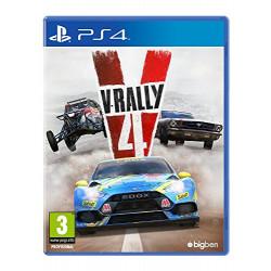 PS4 V-RALLY 4 - V-RALLY 4