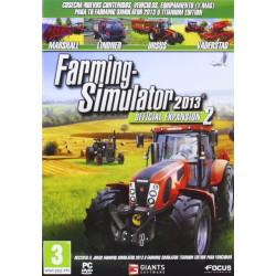 PC FARMING SIMULATOR 2013...