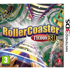 N3DS ROLLERCOASTER TYCOON...