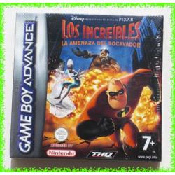 GBA LOS INCREIBLES, LA...