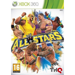 X3 WWE ALL STARS - WWE ALL...